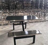 高中生 中学生 小学生餐桌椅 定制批发大学食堂餐桌价格