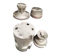 山东铸造厂 增压器涡壳 铝壳体 铝叶轮 铝端盖 潍柴供应商