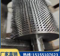 梳棉机针辊 优质薄膜烫孔针辊 铝箔打孔针辊 开清机针辊