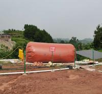养猪场沼气袋 地上 可移动 沼气袋