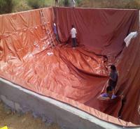 养猪场沼气袋 地上 阻燃 软体沼气池