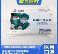 成人一次性医用口罩三层防护含熔喷布防病毒雾霾男女夏季款口鼻罩透气款