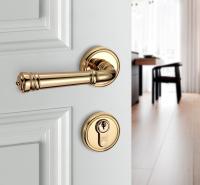 室内卧室房门锁 铜合金木门锁900.78.093