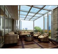沈阳阳光房价格 豪华阳光房 铝合金阳光房 别墅室内铝合金门窗