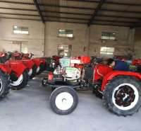 潍坊280单缸小四轮拖拉机 28马力潍坊小型四轮拖拉机价格  24马力单缸拖拉机宽轮距