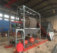 工地沙场筛沙机 定制筛沙机设备 山东筛沙机厂家