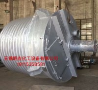 外盘管不锈钢反应釜 内盘管碳钢反应釜 型号齐全