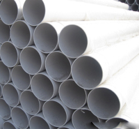 量大从优pvc排水管 加厚耐用pvc排水管 支持加印LOGO