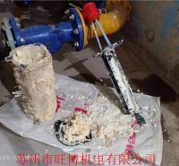 蒸发冷除垢冷却塔循环水在线吸垢除垢仪器 高频电解水吸垢设备