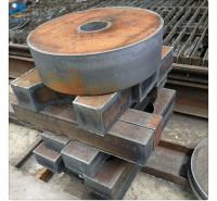 标之龙耐磨钢板NM550中厚板宽厚钢板定尺火焰切割下料