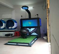 VR战马vr互动骑马户外大型游乐设备大型虚拟游戏设备多阿科技VR特效动作设备vr安全防范体验馆设备厂
