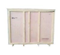 济南木箱定做 封闭木箱  框架木箱可拆卸