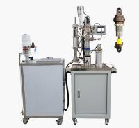 友联 避震器抽真空液态油定量充填专用机组 定量注油设备  定量注胶设备  定量涂胶设备