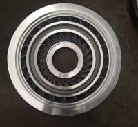 泵壳 泵轮 铝合金铸造 装载机液力变矩器配件 耦合器铸铝配件   低压铸铝加工制造