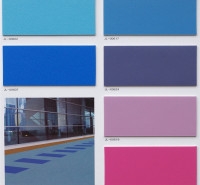 泰州幼儿园地胶 纯色地胶 得嘉塑胶地板 可定制