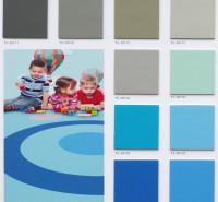 宁波幼儿园地胶 纯色地胶 塑胶地板生产厂家抗菌型PVC地板