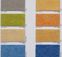昆山幼儿园地胶 纯色地胶 塑胶地板生产厂家抗菌型PVC地板