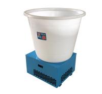 药材烘干机 花椒专用电加热智能桶型烘干机 电热药材烘干设备 粮食烘干机