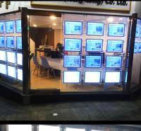 昆明房地产灯箱安装定制_九如一站式定制安装