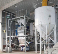 中力众鼎 大型预拌干粉砂浆生产线 干粉搅拌设备价格 厂家直供
