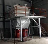 中力众鼎 卧式干粉砂浆生产线 腻子粉生产设备报价 混合均匀