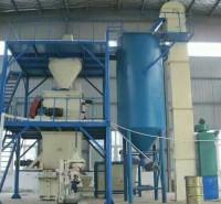 中力众鼎 河南干粉砂浆设备报价 全自动腻子粉设备 厂家直供