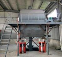中力众鼎 大型干粉砂浆搅拌站 年产10万吨干粉混合设备 自动出料