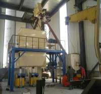 中力众鼎 成套干混砂浆生产设备 特种砂浆生产线报价 上门安装
