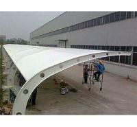 苏州厂家定制 膜结构景观棚 张拉膜结构景观棚