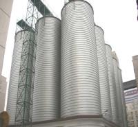 水泥钢板库 大型钢板库  钢板仓厂家定制