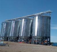 粉煤灰钢板仓  钢板仓  大型水泥钢板仓厂家