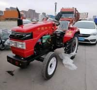 潍坊泰山-280拖拉机  240 280单缸小四轮 莱动常柴人字胎四驱拖拉机 流线机罩
