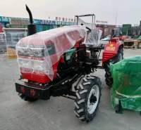 山东潍坊运输型单缸四驱354农用拖拉机 32马力324P小型四轮拖拉机耕地机旋耕机厂家直销