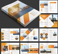 金鼎产品宣传画册设计 宣传图册印刷价格 济南本地印刷公司