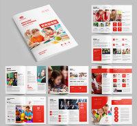 画册设计印刷 彩页宣传画册 产品样本画册 济南金鼎印刷