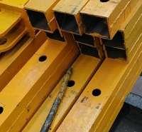 山西运城永济施工升降机标准节齿条安装标准加工定制 崟川 大汉二手塔吊加工定制