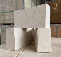 耐材厂家直供 回转窑内衬用耐高温高铝砖 加工定制异形高铝砖