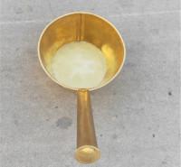 防爆铝水瓢 铜舀子 铝舀子 铜瓢油库防爆容器