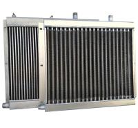 养殖散热器供应商  养鸡育雏用翅片式暖气片  批发直售  青州博信