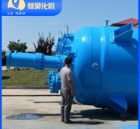 禄昊化机-加氢反应釜-静密封、不泄漏、运转平稳、通过ISO质量检测