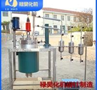 禄昊化机-高压反应釜-28年厂家、不泄漏、运转平稳、结构紧凑