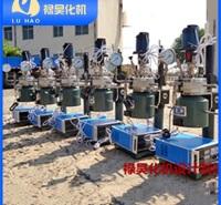 禄昊化机-高压反应釜-静密封、不泄漏、运转平稳、结构紧凑