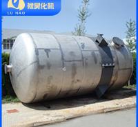 禄昊化机-立式储罐-不泄漏、结构紧凑、操作方便
