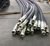 高压胶管 挖掘机液压胶管 工程机械高压胶管回油管液压油管