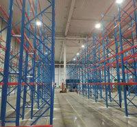 横梁式重型仓储货架定制 超市仓库重型托盘货架 横梁货架 仓储设备厂家