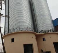 粉煤灰钢板库  大型钢板库 定制钢板仓
