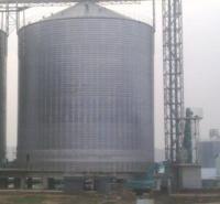 定制大型钢板库 厂家定制水泥库  钢板库建设