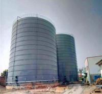 钢板仓建设  大型钢板仓  定制水泥仓