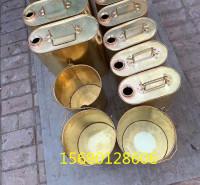 锃盛防爆油桶-铜油桶价格-黄铜油桶厂家