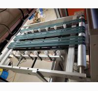 导光板清洁覆膜一体机 除静电功能覆膜一体机